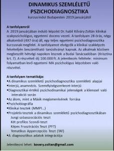 kőváry pszichodiagnosztika